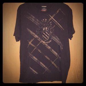 Express Raised Logo T-shirt